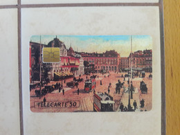 Carte Téléphonique EN197a - 50 Units