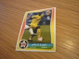 Marcos Senna Villarreal Spanish Football Soccer Europe's Champions 2008-2009 Greek Sticker - Other