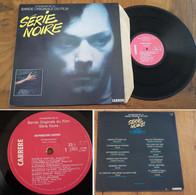 "RARE French LP BOF OST 45t RPM (12"") ""SERIE NOIRE"" (Patrick Dewaere P/s, 1979) - Soundtracks, Film Music"