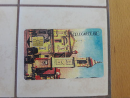 Carte Téléphonique EN48a - 50 Units