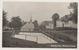 Austria Postcard Gualkowitz Nieder-Donau 1942 - Unclassified