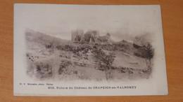 Ruines Du Chateau De CRAPEION En VALROMEY ............... 210523-4750 - Autres Communes