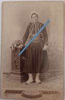 1914 Alger Tirailleur Algérien Troupes D'Afrique Loi Crémieux Judaika Ww1 Poilu Tranchée 1914-1918 - Guerra, Militari