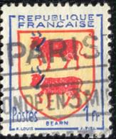 République Française - France - P5/8 - (°)used - 1951 - Michel 919 - Provinciewapens - Usados
