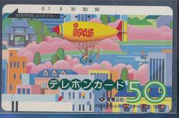 Télécarte Ancienne Du Japon Ref T27 - Japón