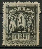 Hongrie (1873) Telegraphe N 7 (o) - Telegraph
