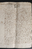 Acte 1686 - Manoscritti