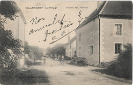 Villargent : Le Village - Autres Communes