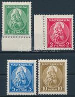 ** 1932 Nagy Madonna Sor (80.000) (5P Pici Gumihiba / Small Gum Disturbance) - Unclassified