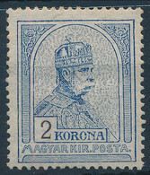 * 1906 Turul 2K 2. Vízjelállás (72.000) - Unclassified