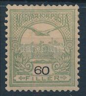 * 1904 Turul 60f 2. Vízjelállással (55.000) - Unclassified
