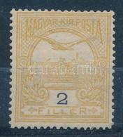 """** 1908 Turul 2f Számvízjellel """"a"""" állás (54.000) - Unclassified"""