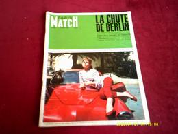 PARIS MATCH  N° 892  //   14 MAI 1966  COUVERTURE BRIGITTE BARDOT - Musique