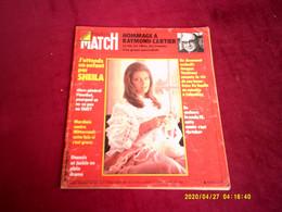 PARIS MATCH  N°  1343    //  23 FEVRIER  1975   COUVERTURE  SHEILA - Musique