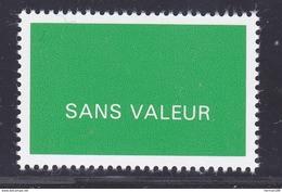FRANCE FICTIF N° F250 ** MNH Neuf Sans Charnière, TB - Phantomausgaben