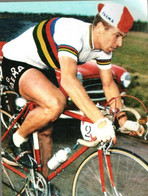 CYCLISME - WIELRENNEN - CICLISMO - 1 PHOTO REPRODUCTION - RIK VAN LOOY - CHAMPION DU MONDE - Cycling