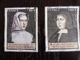 FRANCE - 2019 YT 5357/58 Oblitérés Used - Histoire De France - Gebruikt