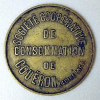 Couëron - Société Coopérative De Consommation - 10 Centimes - Monetary / Of Necessity