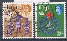FIJI AP152 - - 1964 Boy Scouts Used Sry - Fiji (...-1970)
