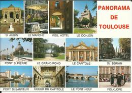 TOULOUSE ; ST AUBIN , LA MARCHE , VIEIL HOTEL , LE DONJON , PONT ST PIERRE , Etc..., 2001 - Toulouse