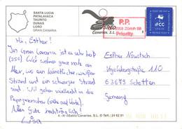 Ticket Pré-Payé IFCC Spain / Gran Canria / Via CH-Zürich (aa7985) - Andere