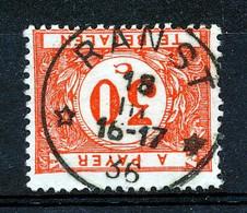 "BELGIE - OBP Nr TX 35 - Taxe - Cachet Depot-relais  ""RANST"" - (ref. ST 1708) - Timbres"