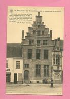 C.P. Mechelen  = Maison  CONCORDIA Au  Cimetière St-Rombaut - Mechelen