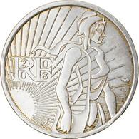 France, 5 Euro, 2008, TTB, Argent, Gadoury:EU287, KM:1534 - France