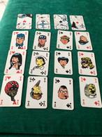 PLAYING CARDS/CARTES À JOUER/DUPUIS/PERSONNAGES BUCK DANNY - 54 Carte