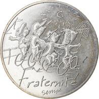 France, 10 Euro, Fraternité, 2014, SPL, Argent, Gadoury:EU719 - France
