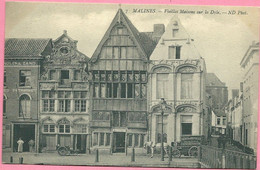C.P. Mechelen  =  Vieille  Maison  Sur  La Dyle - Mechelen