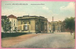 C.P. Mechelen  =  Anciennes  Portes  D'  OCTROI - Mechelen