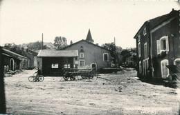 54) VILLERS-LES-MOIVRONS - Carte Postale Photo - Vue Du Village - Charrue - Rare (EB) - Other Municipalities