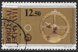 Portugal – 1983 XVII EXPO 12.50 Used Stamp - Used Stamps
