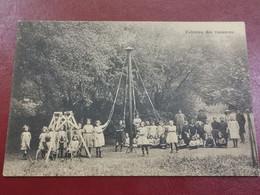Walferdange, Groupe D'enfants De Nancy Aux Colonies De Vacances 1923 - Altri