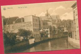C.P. Mechelen  =  Vue  Sur  La  DYLE - Mechelen