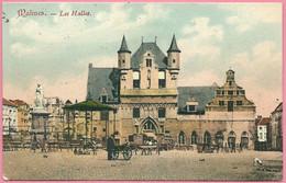 C.P. Mechelen  = Les  HALLES - Mechelen