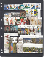 2014 Portugal 48 Stamps + 13 M/s And S/s At 75% Face Value MNH - Unclassified