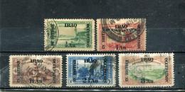 Irak 1918-21 Yt 27-30 34 - Irak