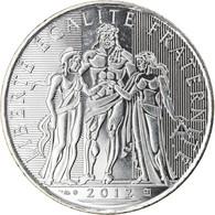 France, 10 Euro, 2012, Paris, FDC, FDC, Argent, Gadoury:EU 516, KM:2073 - France