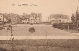 De Panne , La Panne ,  Le Tennis ,( Henri Georges ,n° 102 ) - De Panne