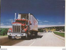 """Transports Automobile Camions Poids Lourds """"route 66"""" - Vrachtwagens En LGV"""