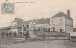 DPT 61 Orne St Saint Victor De Réno CPA TBE - Other Municipalities