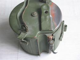 Rare Chargeur Tambour Pour Mitrailleuse Allemande  MG 42  **** EN ACHAT IMMEDIAT **** - Armi Da Collezione
