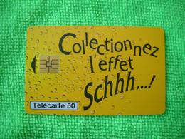 7077 Télécarte Collection Boisson Collectionnez  SCHWEPPES     50u  ( Recto Verso)  Carte Téléphonique - Alimentazioni