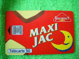 7084 Télécarte Collection Pains Jacquet Maxi   (pain ) 50u  ( Recto Verso)  Carte Téléphonique - Alimentazioni