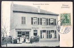 Restauration Hilaire Archen __EBANGE (Lorraine) - Otros Municipios