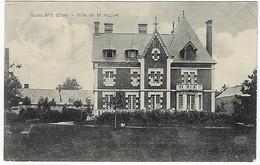FRANCE - GUISCARD - Villa De M. Haguet - 1915 - FELDPOST - Guiscard