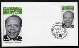 BG70 Wallis Et Futuna FDC Député 2014 - FDC