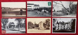 11 Cartes - Tonneins  - Lot Et Garonne -( 47 ) - Tonneins
